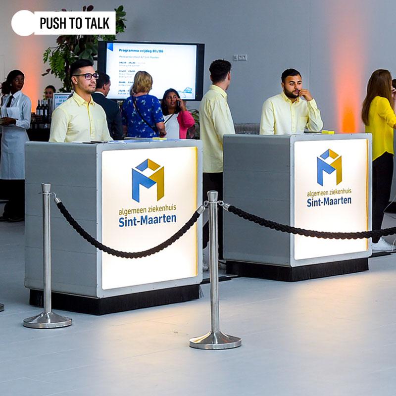 AZ Sint-Maarten - Opening events