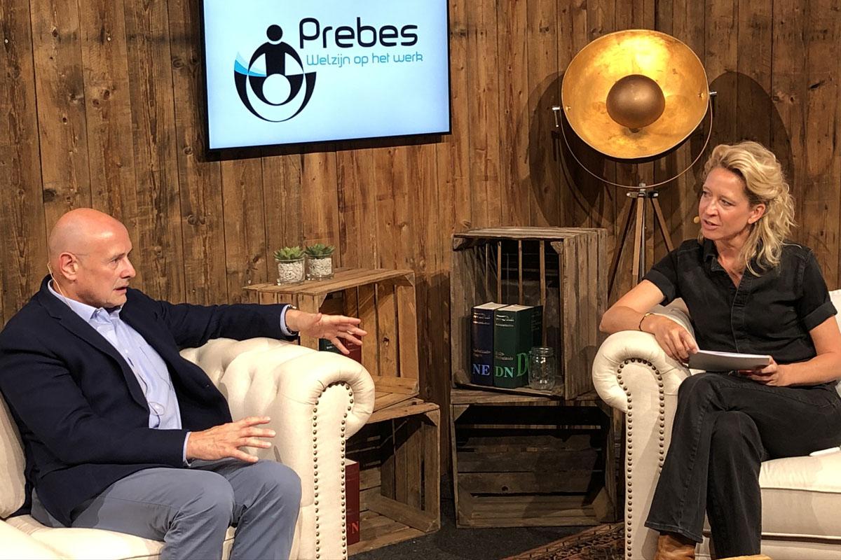 Prebes brengt live online content op digitaal platform