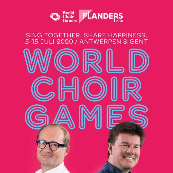 De World Choir Games, het grootste koorevenement ter wereld, koos Vlaanderen uit voor haar 11de editie. Om heel Vlaanderen warm te maken voor dit fantastische event organiseerde Push To Talk, exact een jaar voor datum, een kick-offcampagne op social media met de burgemeesters van de gaststeden Antwerpen en Gent en de Vlaamse ministers van cultuur en toerisme.